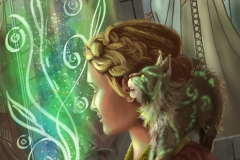 Familiar Sorcery